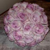 bouquet sposa di rose ocean song