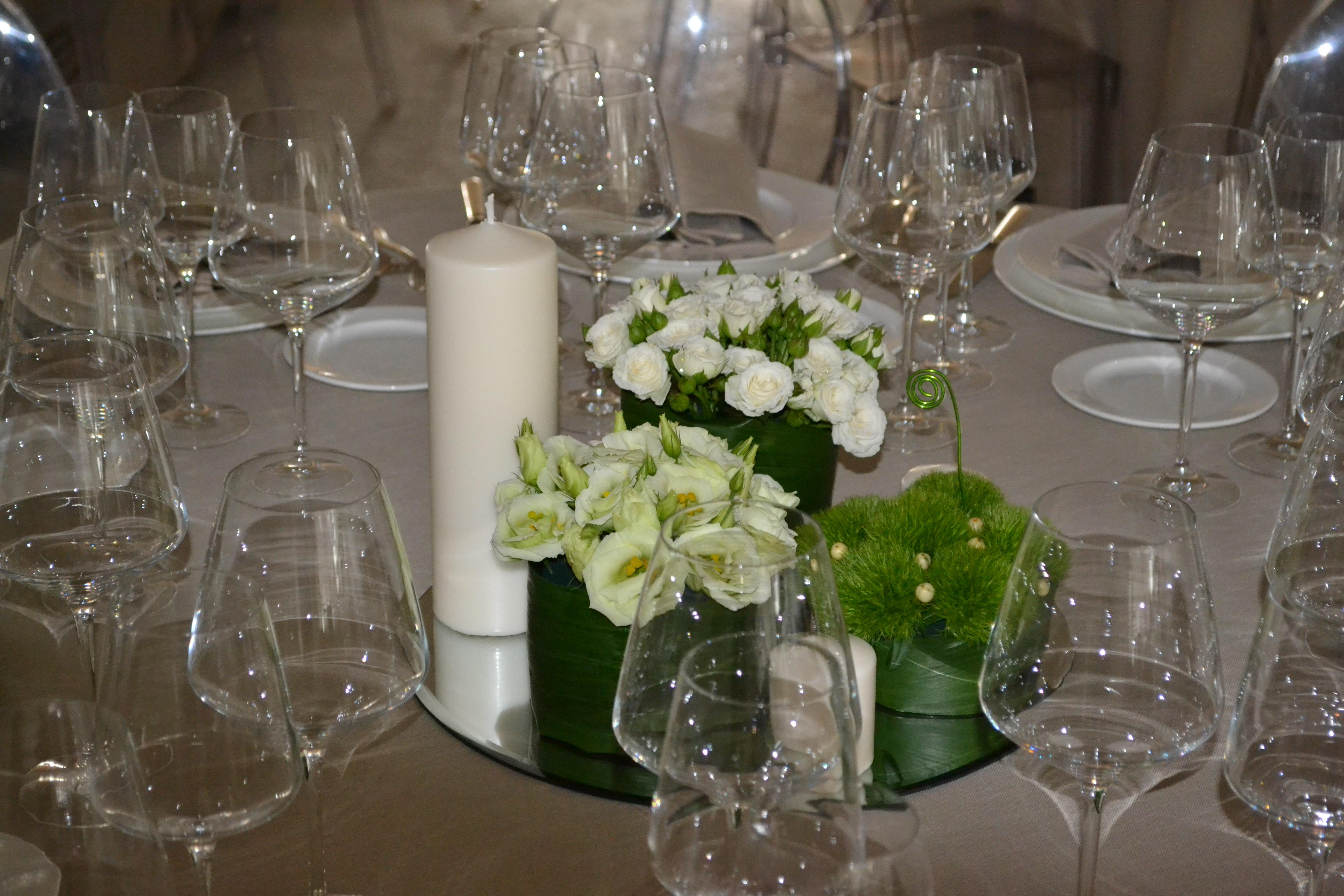 Matrimonio In Verde : Ultimo allestimento matrimonio tagliabue il verde