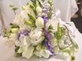 bouquet tondo
