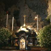 allestimento floreale country matrimonio - camomilla - Santuario di Monguzzo