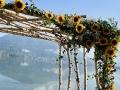 Arco per cerimonia civile