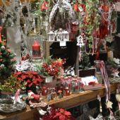 addobbi natalizi nel Garden Tagliabue il Verde