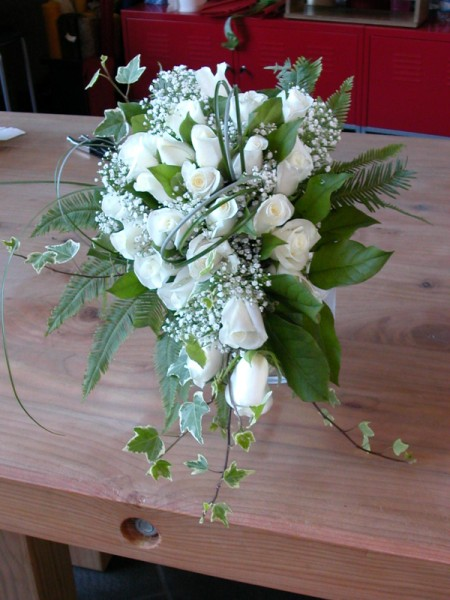 Garden Rose Bouquet